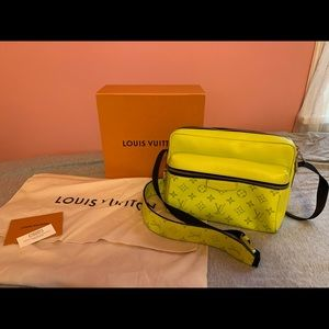 Louis Vuitton Messenger Crossbody